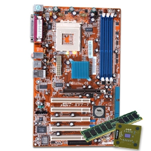 Abit KV7-V Motherboard Bundle