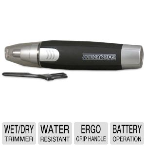 Journey's Wet/Dry Edge Water Resistant Trimmer