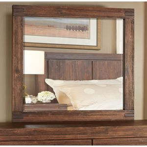 Meadow Solid Wood Mirror
