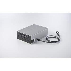MYSAFE AUTO LOCKBOX WITH MOTION ALARM