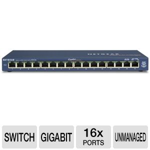 Netgear 16-Port Switch
