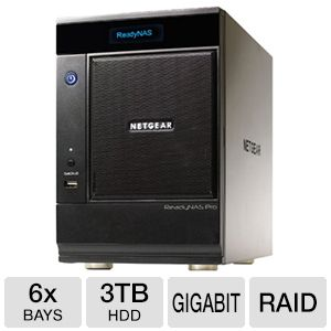 Netgear ReadyNAS Pro Business Edition
