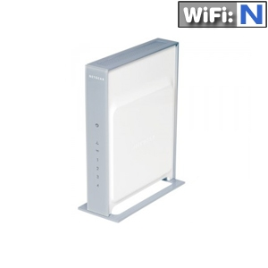 Netgear WNR834B Wireless N Router