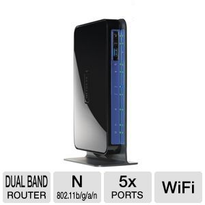 Netgear N600 Wireless ADSL2+ Modem Router REFURB