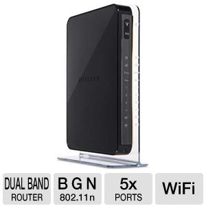 Netgear N900 Wireless Dual Band Gigabit Router