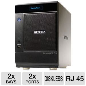 Netgear ReadyNAS Pro 2 NAS