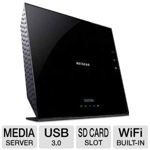 Netgear Centria Built-in WiFi Media Server