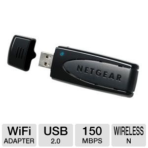 NetGear Wireless-N 150 USB Adapter