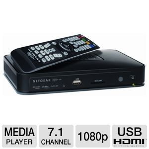 Netgear NTV550 NeoTV 550 Ultimate HD Media Player