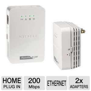 Netgear PowerLine AV 200 Wireless N Extender Kit