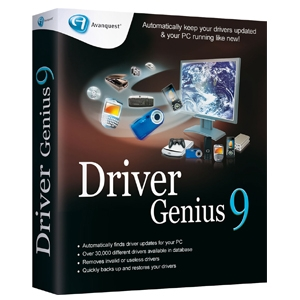 Driver Genius Professional 9