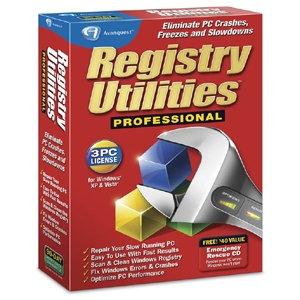 Avanquest  Registry Utilities&amp;trade; Professional