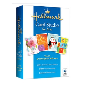 Hallmark Card Studio for Mac Software