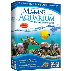 Marine Aquarium Deluxe 3.0 Screen Saver