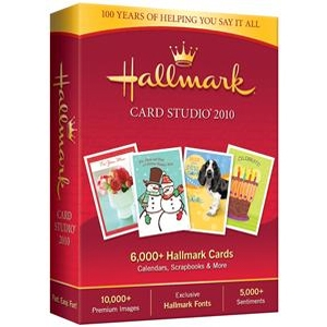 Nova Development Hallmark Card 2010 Software