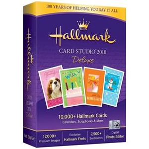 Nova Development Hallmark Card Studio Deluxe 2010