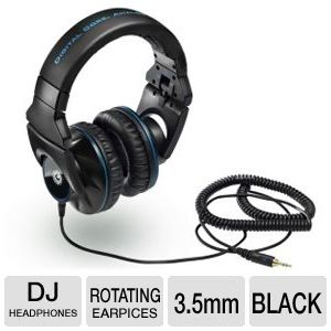 Hercules HDP DJ-Pro M1001 Over Ear Headphon REFURB