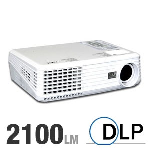 NEC 2100 Lumens XGA DLP Projector REFURB