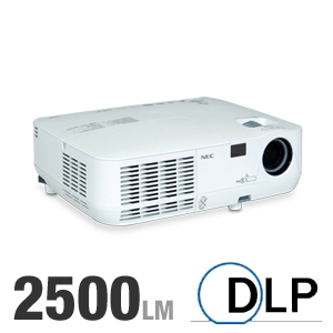 NEC NP215 DLP Projector - 2500 Lumens