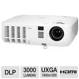 NEC V300X Portable XGA DLP Projector