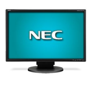 "NEC EA241WM-BK 24"" Class Widescreen LCD HD Monitor"