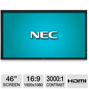 "NEC X551S 55"" Class Widescreen LED Monitor"