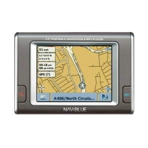 NAViBLUE - NBC3500 - GPS Navigation Device