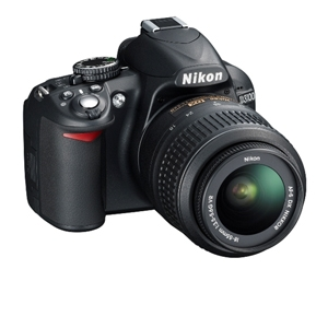 Nikon D3100 Digital SLR Camera