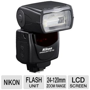 Nikon 4808 SB-700 Speedlight Flash