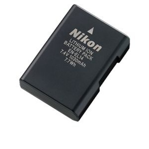 Nikon EN-EL14 Rechargeable Li-ion Battery