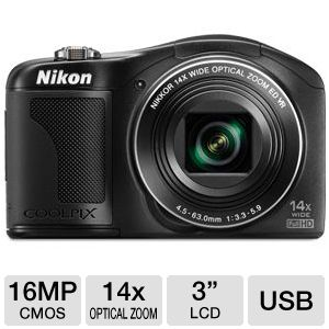 Nikon Coolpix L610 Digital Camera