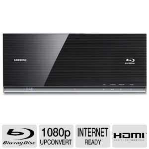 Samsung BD-C7500 1080p WiFi BD-Live BluRay Player