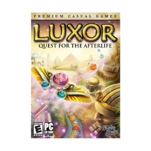 Luxor: Quest for the Afterlife - MumboJumbo