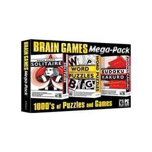 CSDC OnHand Software Brain Games Mega Pack 8031424