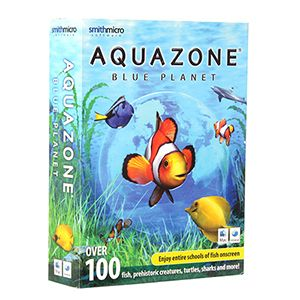 Smith Micro: Aquazone: Blue Planet (Mac)