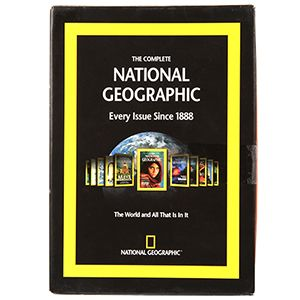 The Complete National Geographic DVD's