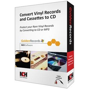 NCH Golden Records Software