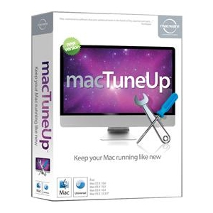 Summitsoft MacTuneUp Software