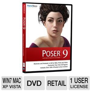 Smith Micro Poser 9 Software 