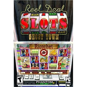 Reel Deal Slots Ghost Town PC game - Phantom EFX