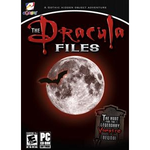 eGames Dracula Files Software