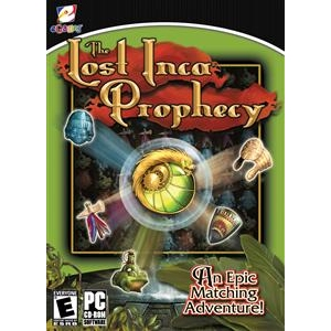 eGames The Lost Inca Prophecy