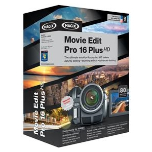 Magix Movie Edit Pro 16 Plus
