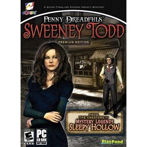 eGames Penny Dreadfuls: Sweeney Todd Software 
