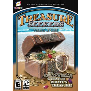 eGames Treasure Seekers: Visions of Gold