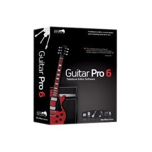 eMedia Guitar Pro 6 Software
