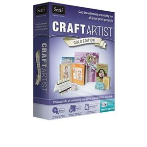 Serif CraftArtist Gold Software