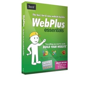 Serif WebPlus Essentials Software