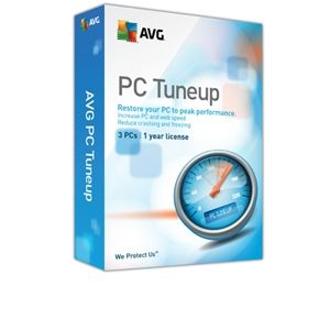 AVG PC Tune-Up Software
