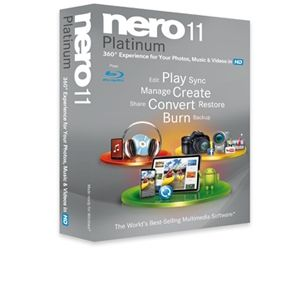 Nero 11 Platinum Software